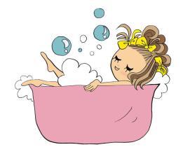 牛皮癣患者怎么正确洗澡